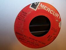 Spanky And Our Gang - Sunday Will Never Be The Same / Distance  45  1967