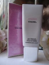 CHANEL CHANCE SHIMMERING BODY LOTION 100ml INCREDIBLY RARE NEW NOT A1 SEALED BOX