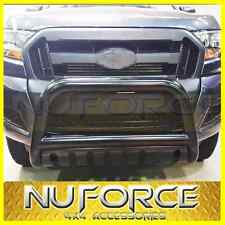 ISUZU D-MAX (2012-2016) - NUDGE BAR / GRILLE GUARD (BLACK) DMAX