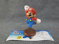 Furuta Choco Egg Super Mario Bros Wii Vol.4 No.1 Jump Mario Candy Toy Figure JP