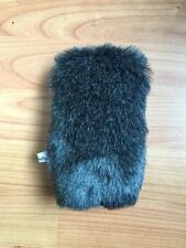 windcut windscreen windshield windmuff  fits sennheiser mke 600 mke600 mic