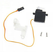 1Set Feilun FT009 RC Boat Speedboat Spare Parts Steering Gear Servo with Cover