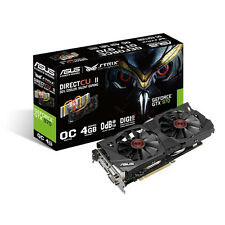 ASUS NVIDIA GeForce GTX 970 (4096 MB) (STRIX-GTX970-DC2OC-4GD5) Graphics Card