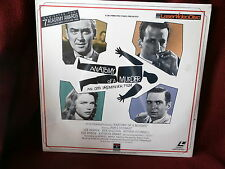 ANATOMY OF A MURDER~ SEALED~ JAMES STEWART~ COLUMBIA PICTURES ~ LASER DISC