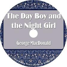 The Day Boy and the Night Girl George MacDonald Fairy Tale Audiobook on 1 MP3 CD