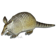FREE SHIPPING | AAA 52006 Armadillo Wild Animal Toy Figurine - New in Package