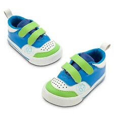 """FINDING NEMO SNEAKERS FOR BABY 2 YRS NEMO ON BACK HEELS """"SINCE 03 NEMO"""" SIDE"""