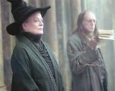 DAVID BRADLEY Signed 10x8 Photo Argus FILCH In HARRY POTTER COA
