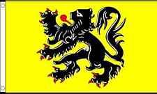 Flanders Flemish Lion 5'x3 Flag Belgium Belgian Brussels
