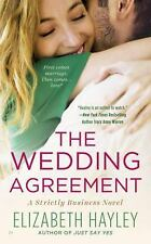 The Wedding Agreement (A Strictly Business Novel)-ExLibrary