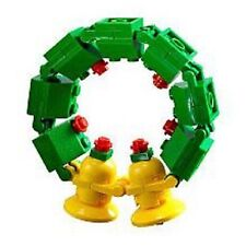 LEGO Creator Mini Set #30028 Christmas Wreath Perfect for Disney Castle