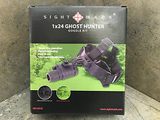 Sightmark Ghost Hunter 1x24 Night Vision Goggle Kit SM14070