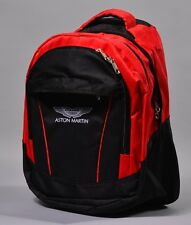 NEW ASTON MARTIN BLACK BACKPACK BAG