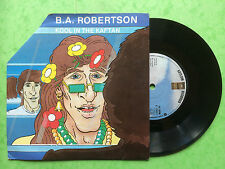 B.A. Robertson - Kool In The Kaftan, Pop-Up Sleeve, Asylum K12427 Ex A1/B1 Press