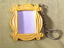 Friends, Monica's Famous Peephole Door Frame Necklace and Key Chain, Very Cool
