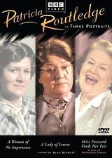 Patricia Routledge in Three Portraits A Woman of No Importance / A Lady of Lett