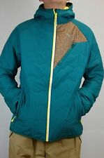 $220 Puma Hooded Primaloft Mens Water Resistant Insulated Jacket size M NWT