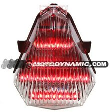 06-07 Yamaha YZFR6 SEQUENTIAL Integrated Signal LED Tail Light YZF R6 Y-6R6-C