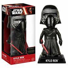 Star Wars: The Force Awakens Unhooded Kylo Ren Bobble Head - New in stock
