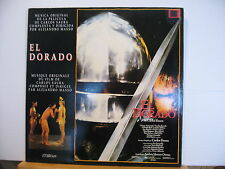 Alejandro Masso EL DORADO Carlos Saura SOUNDTRACK VINYL LP Free UK Post