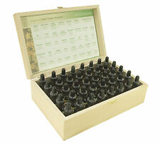 Set completo di 25ml Bach FLOWER Remedies in una cassetta di legno