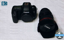 Canon EOS 6D DSLR Camera with Canon EF 24-105mm f/4 Lens (Mint) fromJessops**