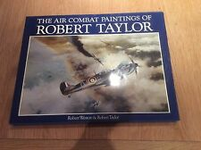 AIR COMBAT PAINTINGS OF ROBERT TAYLOR VOL I, AVIATION, AIRCRAFT