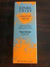 KENRA COLOR CREATIVE NEON COLOR NEON ORANGE 2 OZ Free Shipping