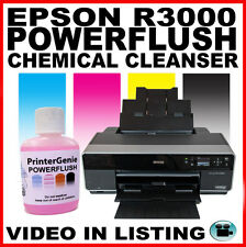 Epson Stylus Photo R3000 Head Cleaner: Nozzle Cleanser  Printhead Unblocker