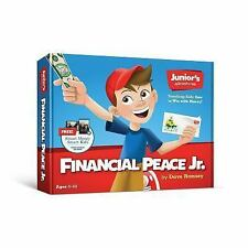 Junior's Adventures: Financial Peace Junior : Teaching Kids How to Win with...