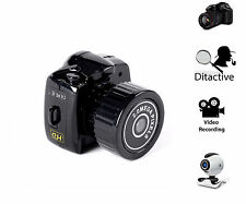 MINI Spy Camera nascosta Video Recorder DV DVR di sicurezza WEB CAM MICRO SD y2000