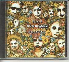 SILVIO RODRIGUEZ MUJERES BRAND NEW SEALED CD