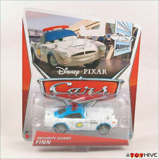 Disney Pixar Cars Security Guard Finn 2013 Airport Adventure collecton #4 of 7