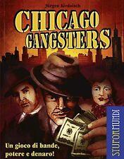 Chicago Gangsters - Gioco di Carte - Italiano