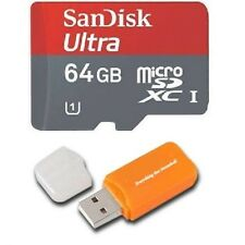 64GB Sandisk Micro Ultra SD HC SDXC Memory Card for GoPro Hero 4 Session Camera