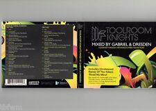 Gabriel & Dresden - Toolroom Knights - 2CD MIXED - HOUSE ELECTRO