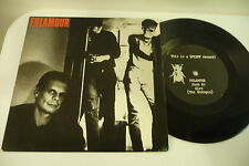 FOLAMOUR 45T DIRT(THE STOOGES) / ALL YOU TOOK AWAY. SPLIFF RECORDS
