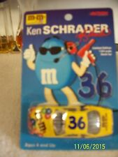 M&Ms Ken Schrader Limited Edition 1:64-scale Stock Car