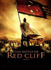 RED CLIFF Movie POSTER 30x40 Chen Chang Yong Hou Jun Hu Takeshi Kaneshiro Tony