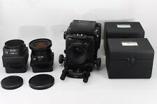 【Exc+++++】FUJIFILM GX680 III S Medium Format + 80,135,180mm from JAPAN #242
