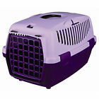 Trixie Pet Carrier For Cats, Small Dogs Or Rabbits Lilac/Violet- FREE P&P