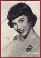 LINDA CHRISTIAN 03 ATTRICE ACTRESS CINEMA MOVIE Cartolina FOTOGRAF - DEFECTS !!!