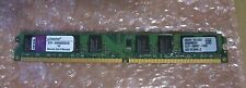 Kingston KTH-XW4400C6/2G 2GB PC2-4400 533MHz 240-Pin DDR2 Ram De Escritorio