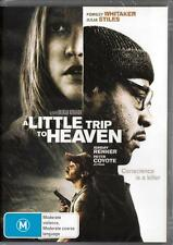A LITTLE TRIP TO HEAVEN - FOREST WHITAKER - NEW & SEALED R4 DVD FREE LOCAL POST