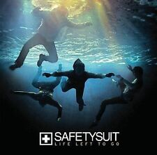 SAFETYSUIT - LIFE LEFT TO GO rare Rock cd 12 songs (small crack on case) NEW