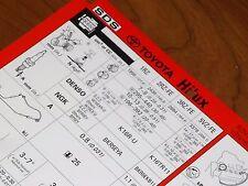 Toyota LAND CRUISER Serie J7 Diesel 2002 Service Datenblatt WERKSTATT HANDBUCH