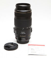 Canon EF 70-300mm 70-300 f/4-5.6 f4 IS Image Stabilizer * READ DESCRIPTION