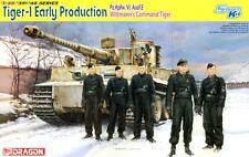DRAGON 1/35 Tiger-1 Early Production Wittmann's Command Tiger Tank #DR 6730
