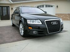 Audi: A6 4dr Sdn Fron