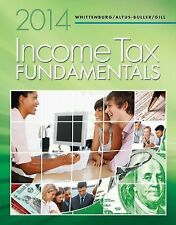 Income Tax Fundamentals 2014 (with H&R Block at Home CD-ROM) by Steven J....